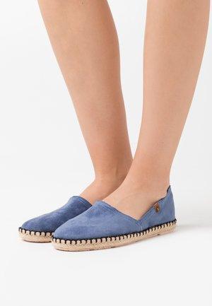 Espadrilky - jeans