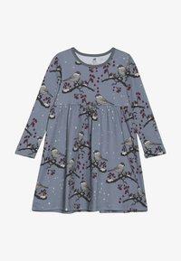 Walkiddy - Jersey dress - blue - 3