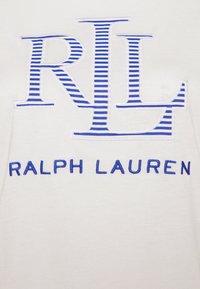 Lauren Ralph Lauren - T-shirt z nadrukiem - white - 6