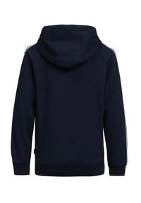 WE Fashion - MET TAPE - Hoodie - dark blue - 1