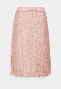 Cream - KINIA SKIRT - A-line skirt - coral - 1