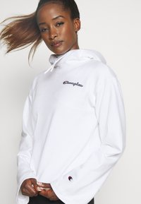 Champion - HOODED ROCHESTER - Kapuzenpullover - white - 3
