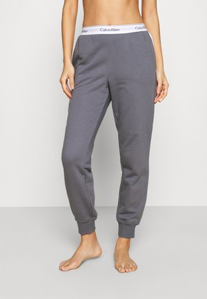 MODERN LOUNGE - Pyjamahousut/-shortsit - pewter