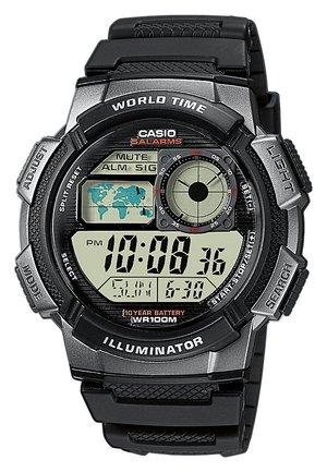 Digital watch - schwarz