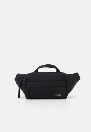 CITY VOYAGER LUMBAR PACK - Ledvinka - black