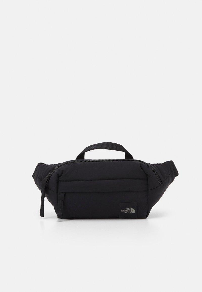 The North Face - CITY VOYAGER LUMBAR PACK - Bum bag - black