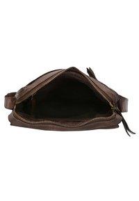 Harold's - SADDLE  - Across body bag - brown - 4