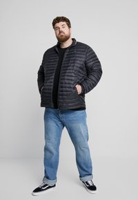 Tommy Hilfiger - PACKABLE JACKET - Piumino - black - 1