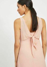 Vila - Maxi dress - misty rose - 4