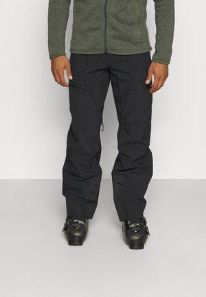 POWDERFLO FUTURELIGHT PANT - Pantalón de nieve - black