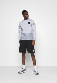 G-Star - PRISONER MIX R SW L\S - Sweatshirt - ashor grey htr - 1