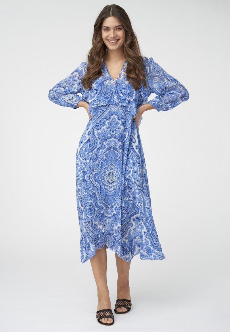 Dea Kudibal - FERNANDA - Vapaa-ajan mekko - paisley blue