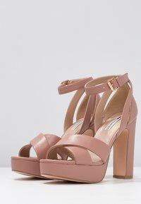 Even&Odd - Sandalen met hoge hak - light pink - 4
