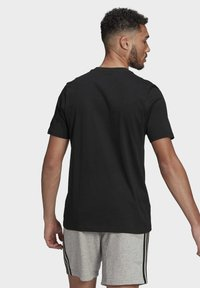adidas Performance - T-shirts print - black - 1