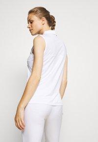 Puma Golf - ROTATION SLEEVELESS - Sports shirt - bright white - 2