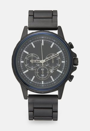 Montre - black/blue