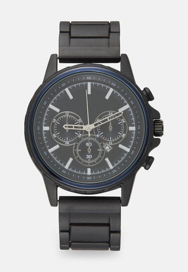 Horloge - black/blue