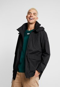 Makia - FISHTAIL JACKET - Parka - black - 0