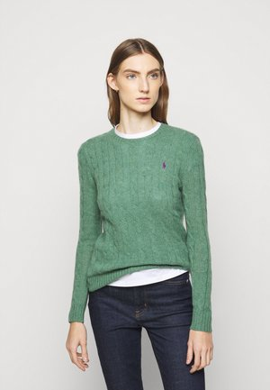 JULIANNA  - Jumper - resort green