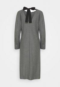 MAX&Co. - OIL - Day dress - medium grey pattern - 1