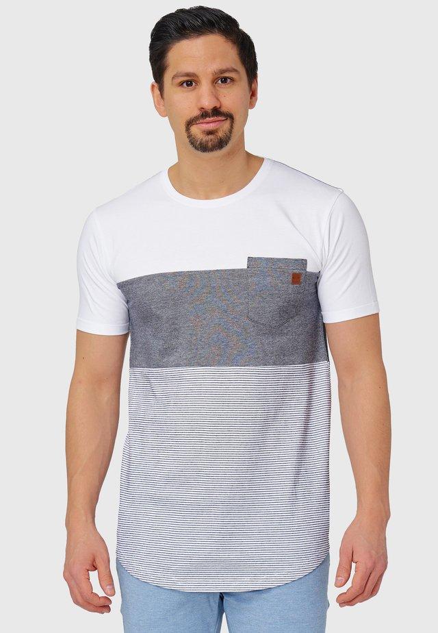 PORTER - Print T-shirt - offwhite