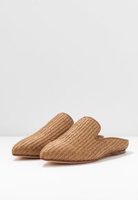WEEKEND MaxMara - OVIDIO - Ciabattine - taback - 4