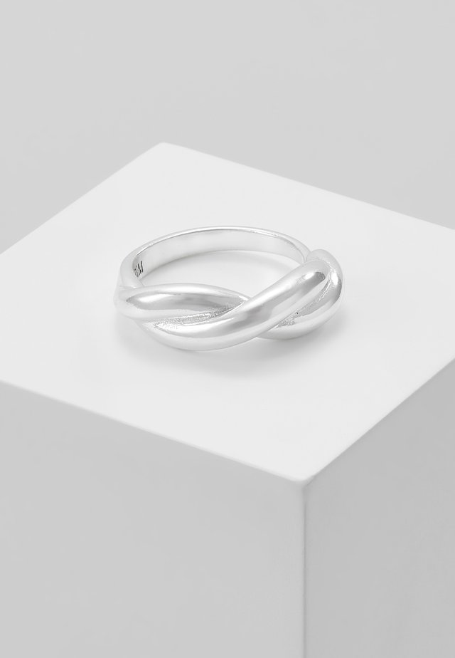 SKULD - Ring - silver-coloured