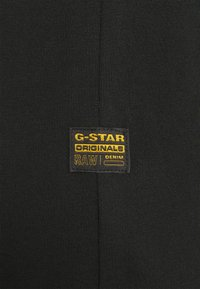 G-Star - RAW LOGO SLIM  - T-shirt med print - black - 5