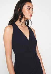 WAL G. - HALTER NECK DRESS - Suknia balowa - navy blue - 3