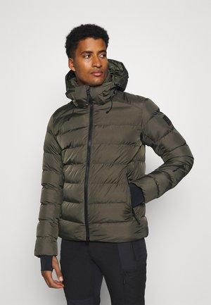 LASSE - Ski jacket - olive
