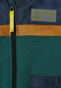 Name it - Zip-up hoodie - bistro green - 2