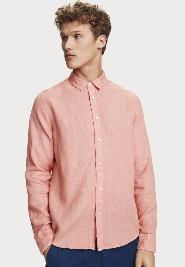 Long sleeve - Shirt - pink smoke