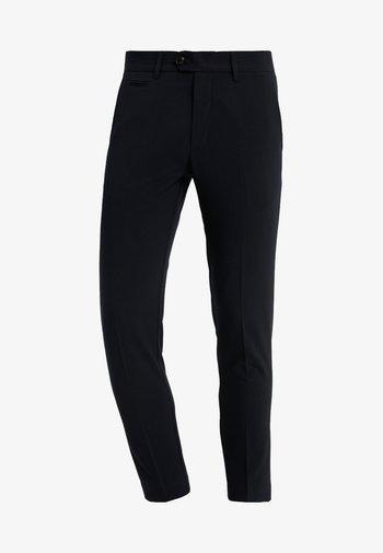 CLUB PANTS - Pantalon classique - navy
