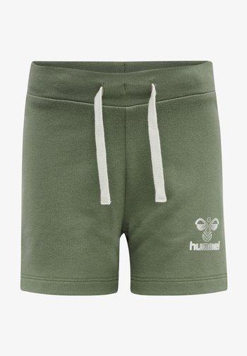 HMLPROUD - Shorts - green