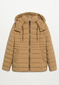 Mango - PONI - Winter jacket - mittelbraun - 8