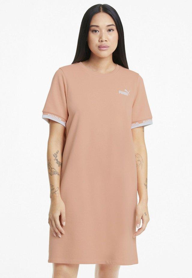 Jerseyjurk - apricot blush