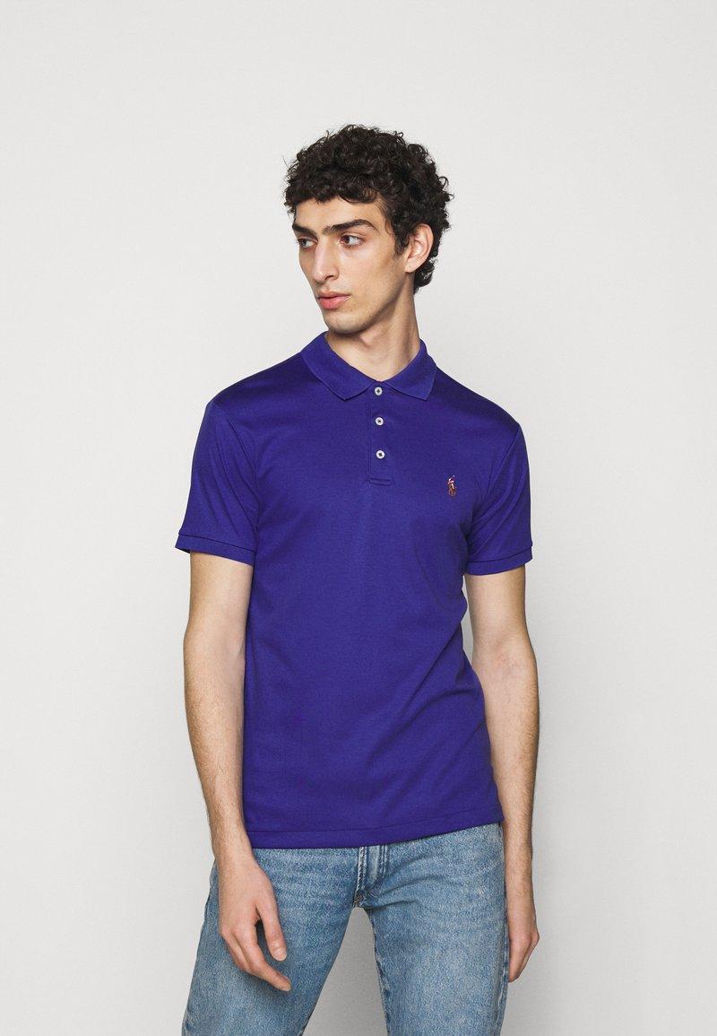 Polo Ralph Lauren - SLIM FIT SOFT COTTON POLO SHIRT - Polo shirt - bright navy