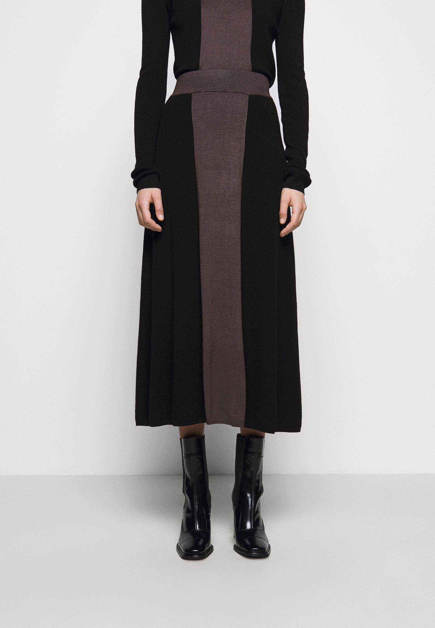 Women PUNAN - Maxi skirt