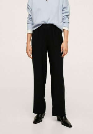Trousers - noir