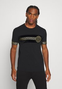 Glorious Gangsta - RODELL TEE - T-shirt con stampa - black - 0