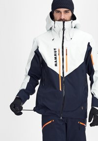 Mammut - Ski jacket - marine-bright white - 6