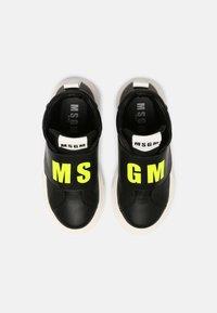 MSGM - UNISEX - High-top trainers - black - 3
