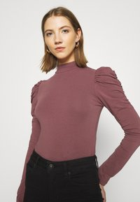ONLY - ONLZAYLA PUFF - Body - rose brown - 5