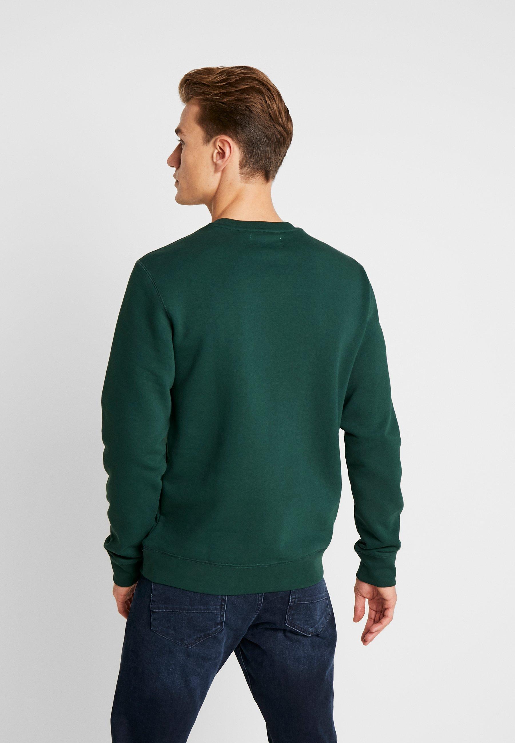 Pier One Bluza - Dark Green