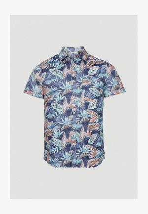 TROPIX - Shirt - blue print