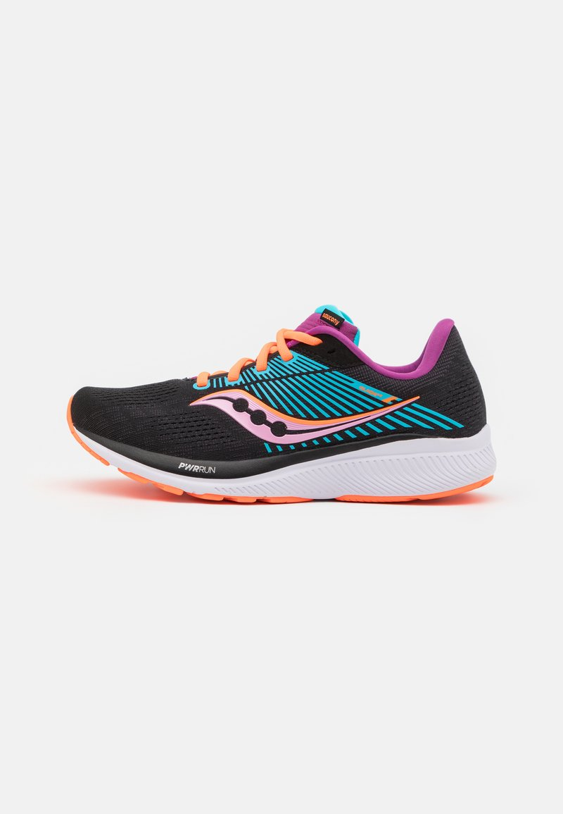 Saucony - GUIDE 14 - Stabilty running shoes - future black