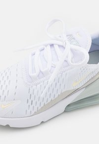 Nike Sportswear - AIR MAX 270 - Trainers - white/grey haze/light bone - 6