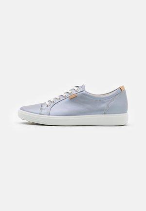 Sneakers laag - silver grey metallic