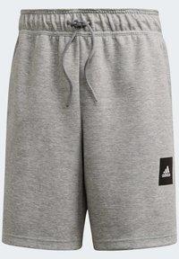 adidas Performance - MUST HAVES STADIUM SHORTS - Sports shorts - grey - 9