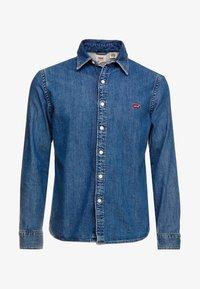 Levi's® - BATTERY SHIRT - Koszula - red cast stone flat - 4